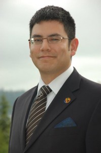 This is my official portrait as a sitting Member of Council for the Huu-ay-aht First Nations.
